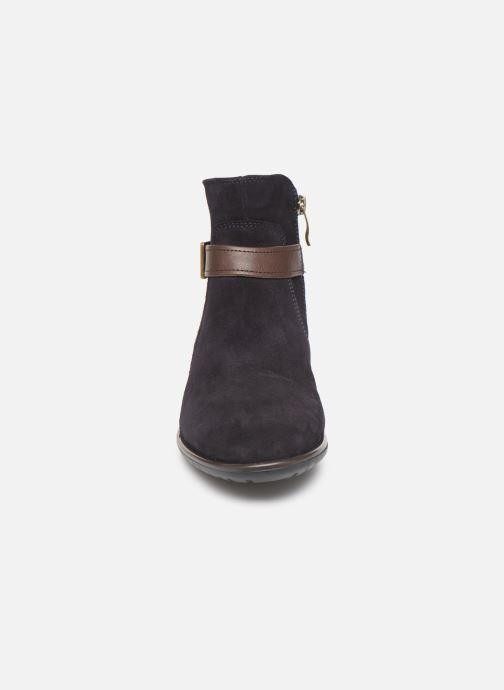 Bottines et boots Ara Liverpool 49524 Bleu vue portées chaussures