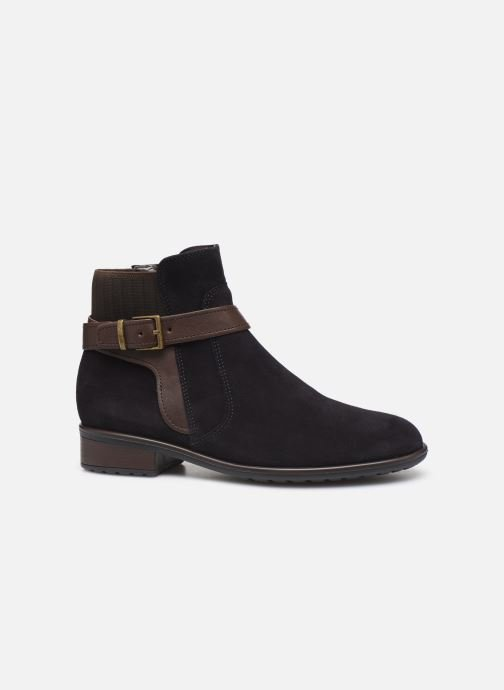 Ankle boots Ara Liverpool 49524 Blue back view