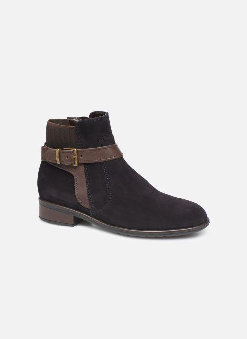 Bottines et boots Ara Liverpool 49524 Bleu vue détail/paire