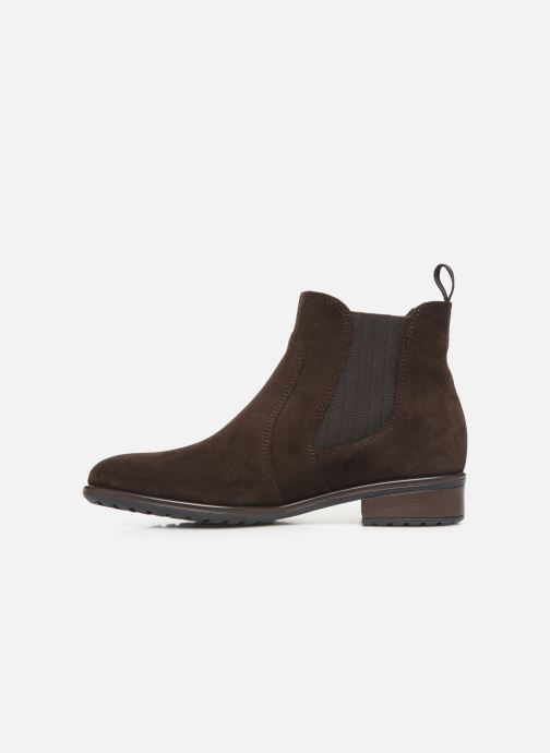 Bottines et boots Ara Liverpool 49520 Marron vue face