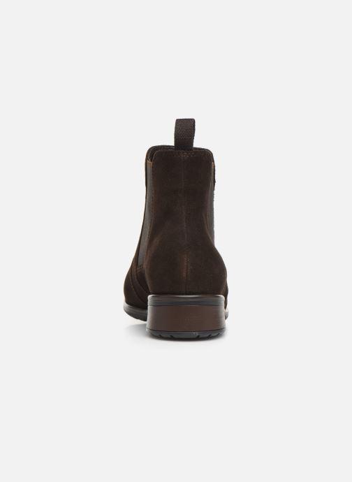 Bottines et boots Ara Liverpool 49520 Marron vue droite