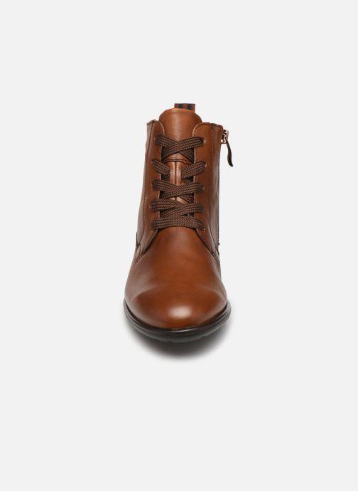Boots Ara Liverpool 49539 Brun bild av skorna på
