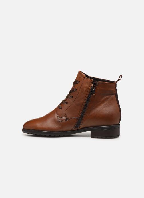 Boots Ara Liverpool 49539 Brun bild från framsidan