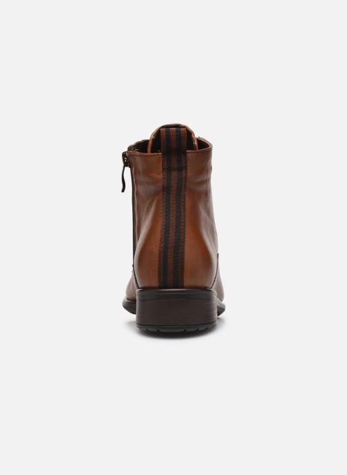 Stiefeletten & Boots Ara Liverpool 49539 braun ansicht von rechts