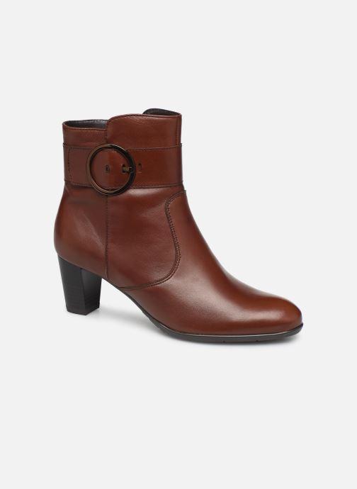 Boots en enkellaarsjes Ara Toulouse  43411 Bruin detail