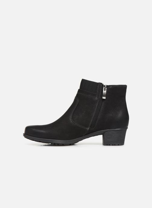 Bottines et boots Ara Avignon 45427 Noir vue face