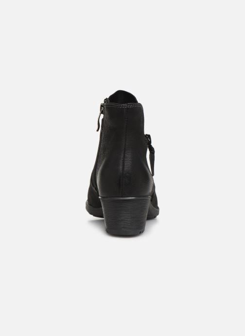 Bottines et boots Ara Avignon 45427 Noir vue droite
