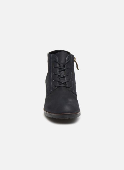 Bottines et boots Ara Florenz  16915 Bleu vue portées chaussures