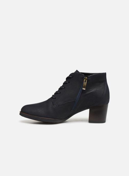Bottines et boots Ara Florenz  16915 Bleu vue face