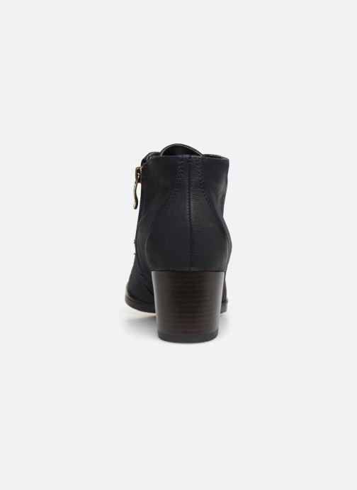 Bottines et boots Ara Florenz  16915 Bleu vue droite