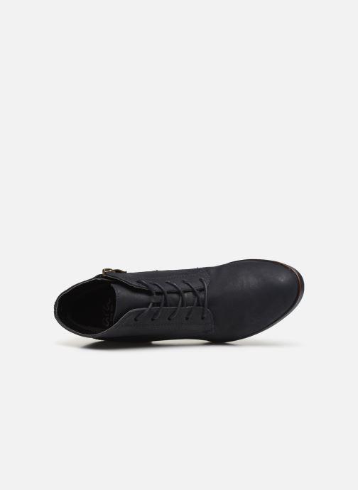 Bottines et boots Ara Florenz  16915 Bleu vue gauche