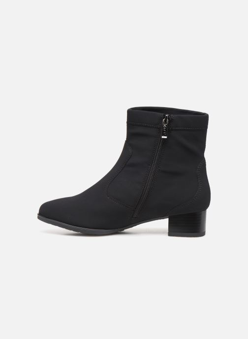 Bottines et boots Ara Graz 11840 Noir vue face