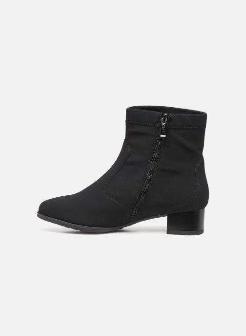 Boots en enkellaarsjes Ara Graz 11840 Zwart voorkant