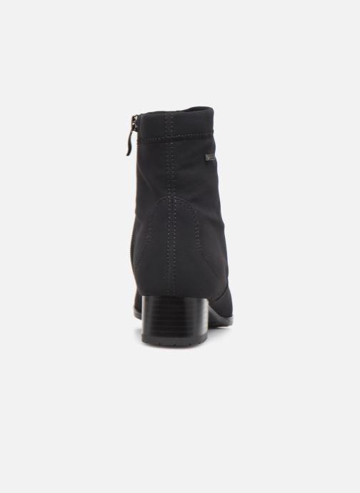 Boots en enkellaarsjes Ara Graz 11840 Zwart rechts