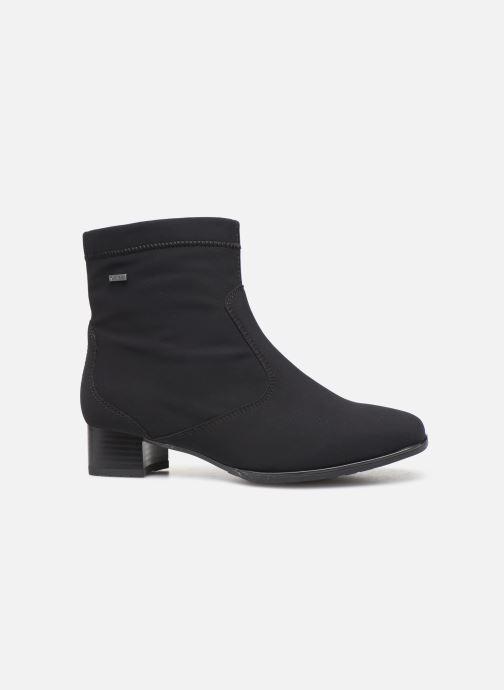 Boots en enkellaarsjes Ara Graz 11840 Zwart achterkant
