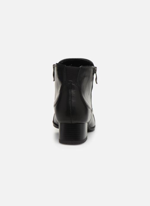 Bottines et boots Ara Graz 11815 Noir vue droite