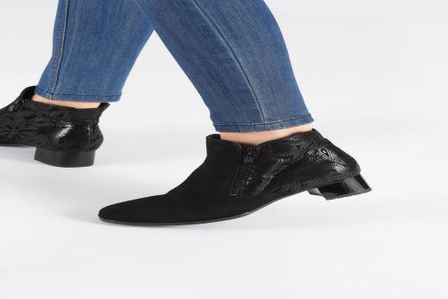 Stiefeletten & Boots Ara Graz 11837 schwarz ansicht von unten / tasche getragen