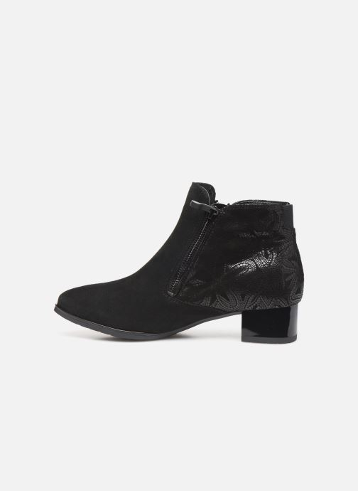 Ankle boots Ara Graz 11837 Black front view