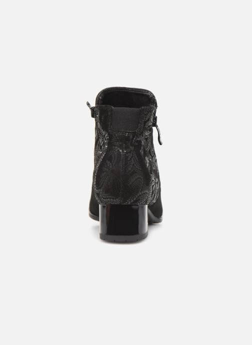 Ankle boots Ara Graz 11837 Black view from the right