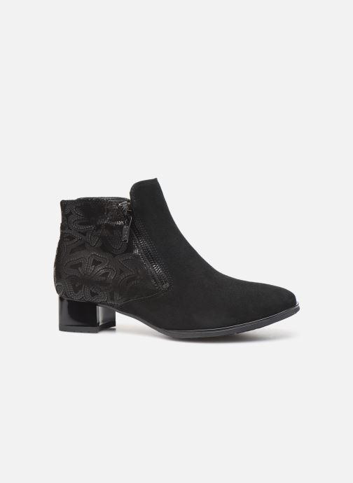 Ankle boots Ara Graz 11837 Black back view