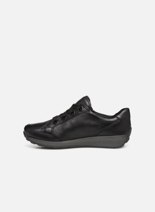Sneaker Ara Osaka 34587 schwarz ansicht von vorne