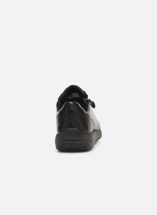 Sneaker Ara Osaka 34587 schwarz ansicht von rechts