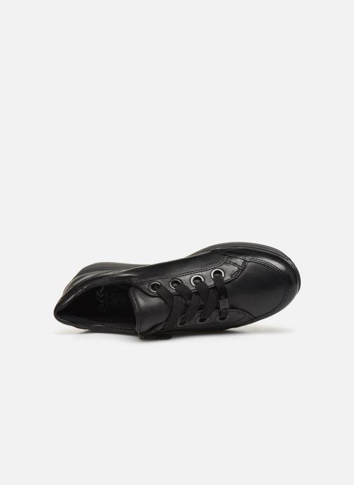 Sneaker Ara Osaka 34587 schwarz ansicht von links