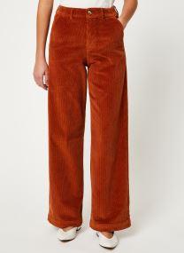 Pantalon large - PANTALON ELEONORE VELOURS