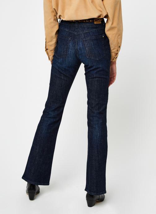 Vêtements Kanopé JEAN MADELEINE 290 Bleu vue portées chaussures