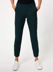 Pantalon droit - PANTALON DIANE PIED DE POULE