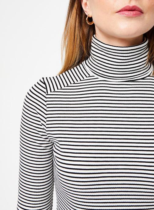 Vêtements Kanopé PULL ALIETTE Blanc vue face