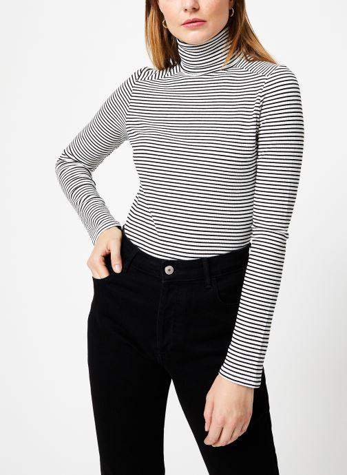 Vêtements Kanopé PULL ALIETTE Blanc vue détail/paire