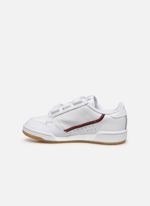 Sneakers adidas originals Continental 80 Cf C Bianco immagine frontale