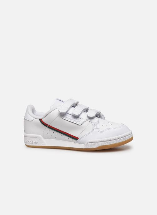 Sneakers adidas originals Continental 80 Cf C Wit achterkant