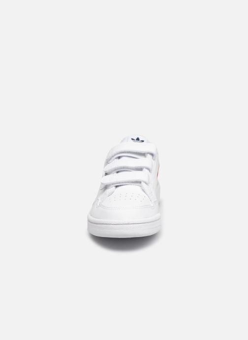 Sneaker adidas originals Continental 80 Cf C weiß schuhe getragen
