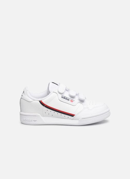 Sneaker adidas originals Continental 80 Cf C weiß ansicht von hinten