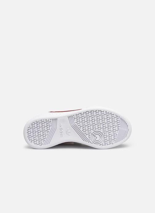 Sneakers adidas originals Continental 80 Cf C Bianco immagine dall'alto