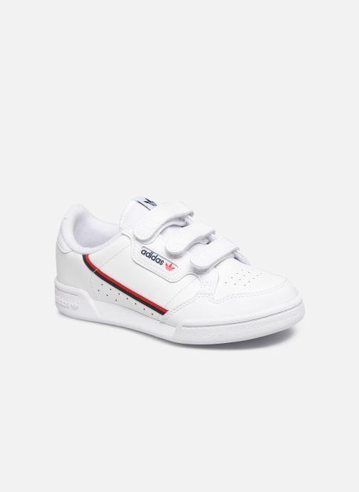 Sneaker adidas originals Continental 80 Cf C weiß detaillierte ansicht/modell