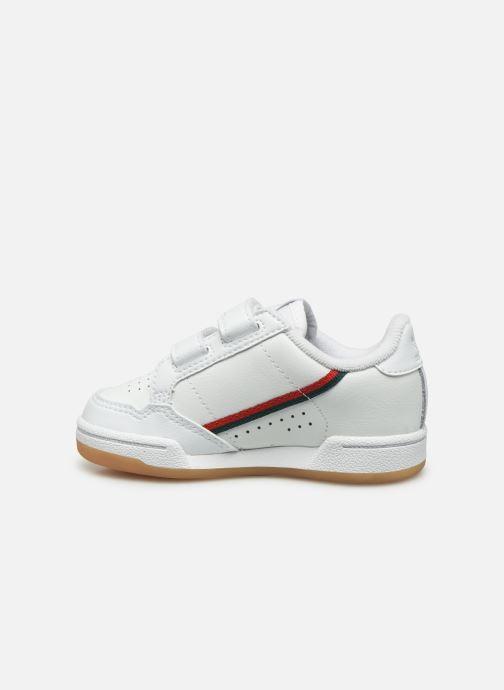 Deportivas adidas originals Continental 80 Cf I Blanco vista de frente