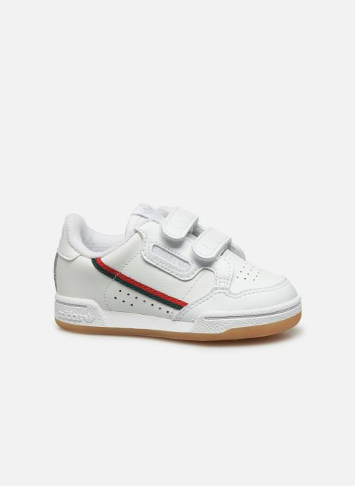Trainers adidas originals Continental 80 Cf I White back view