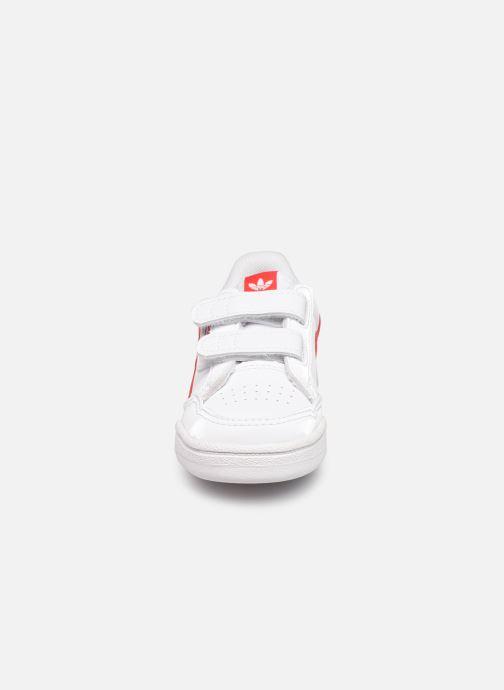 Sneaker adidas originals Continental 80 Cf I weiß schuhe getragen
