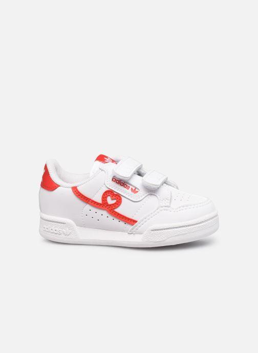 Sneaker adidas originals Continental 80 Cf I weiß ansicht von hinten