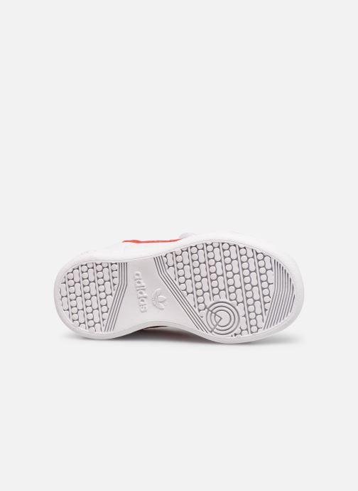 Sneaker adidas originals Continental 80 Cf I weiß ansicht von oben