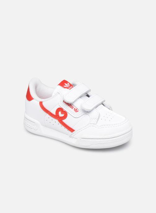 Sneaker adidas originals Continental 80 Cf I weiß detaillierte ansicht/modell