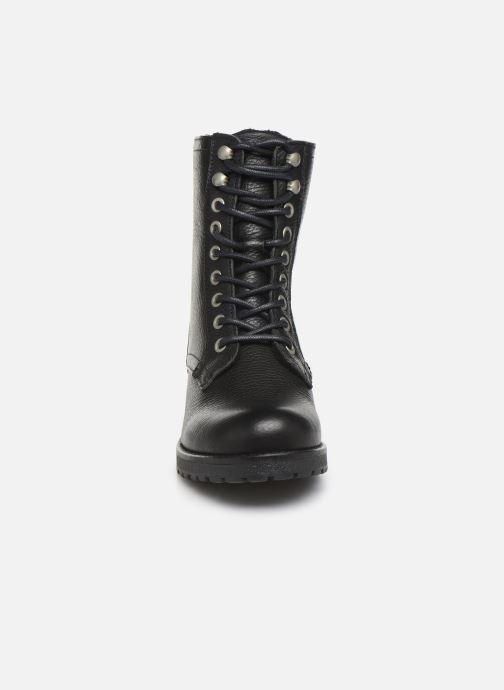 Boots en enkellaarsjes Bullboxer 797M80283 Zwart model