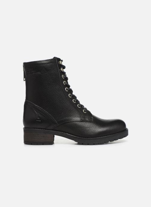 Boots en enkellaarsjes Bullboxer 797M80283 Zwart achterkant