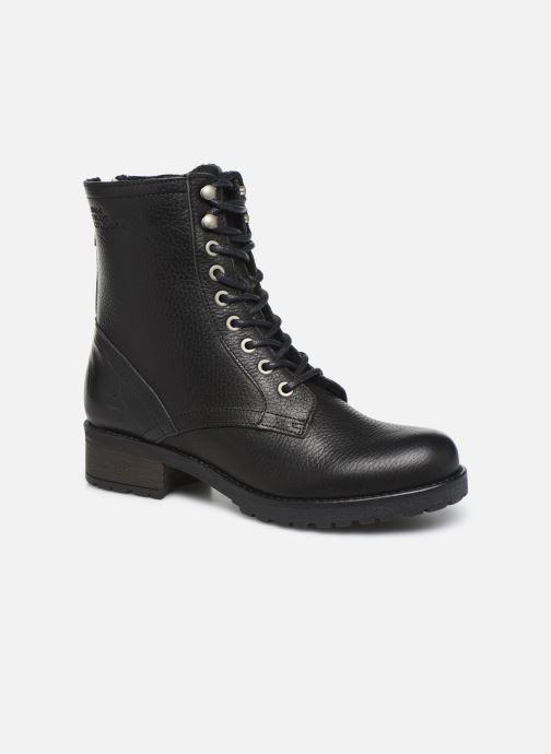 Boots en enkellaarsjes Bullboxer 797M80283 Zwart detail
