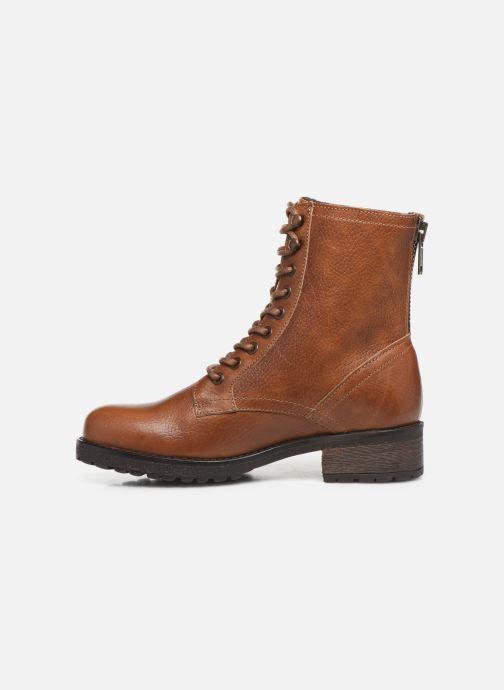 Bottines et boots Bullboxer 797M80283 Marron vue face