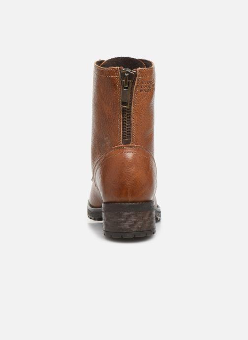 Bottines et boots Bullboxer 797M80283 Marron vue droite