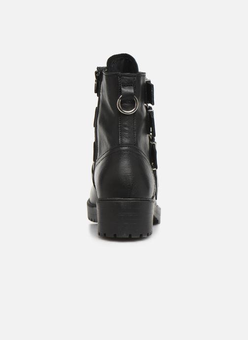 Boots en enkellaarsjes Bullboxer 387517E6L Zwart rechts